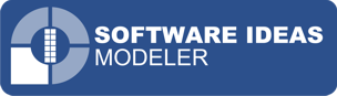 Software Ideas Modeler - CASE tool, diagramming software, UML tool, ERD tool, BPMN modeler, flowchart maker and wireframe designer