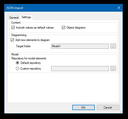 Json To Uml Software Ideas Modeler