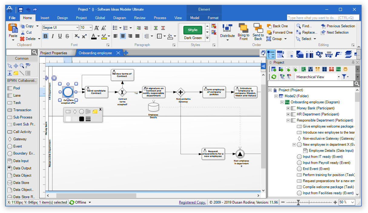Software Ideas Modeler 11.96