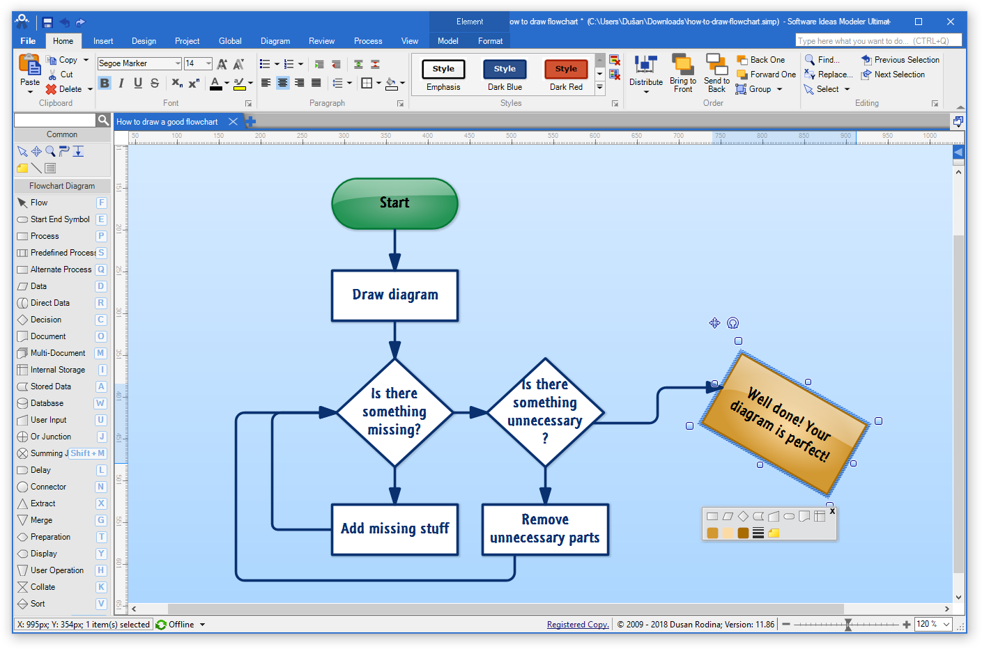 Free Diagram Software