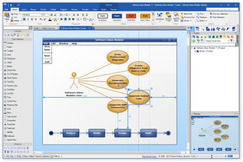 Software Ideas Modeler 11 98