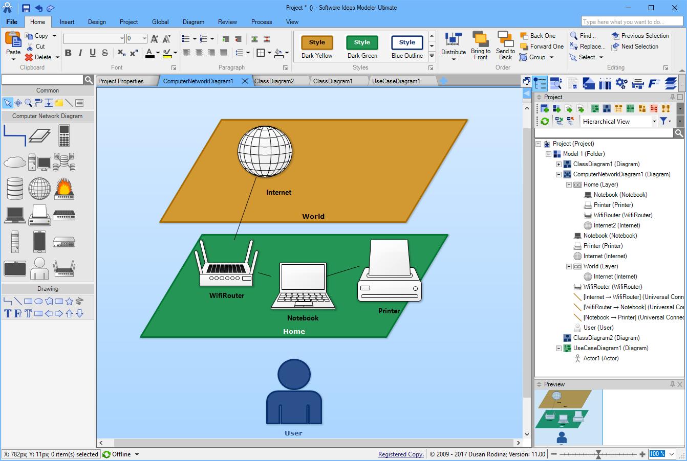 Software Ideas Modeler 11