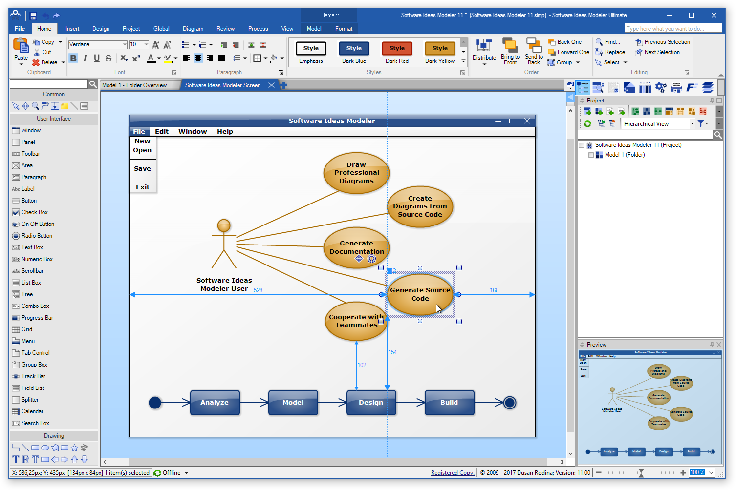 Software ideas modeler 11 new level of software modeling and software ideas modeler 11 pooptronica Image collections